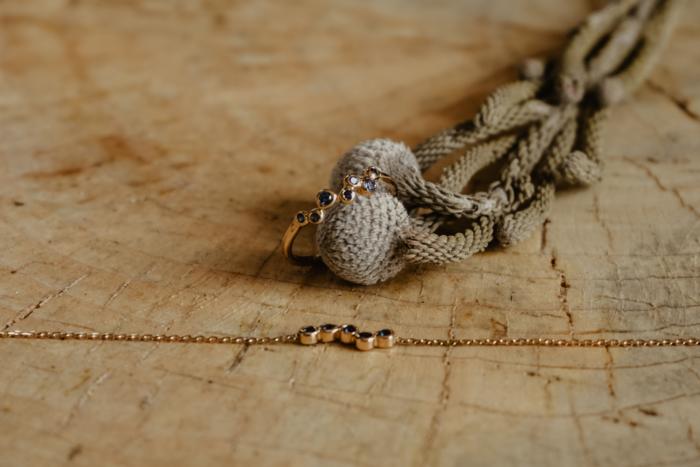 Bracelet - or 57 Facettes.